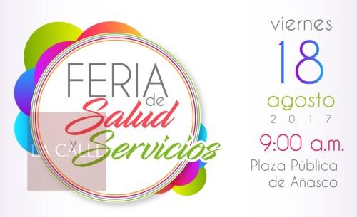 Afiche actividad de servicios Distrito 18 wm