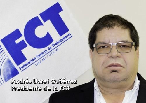Andres Lloret Gutierrez-presidente FCT id