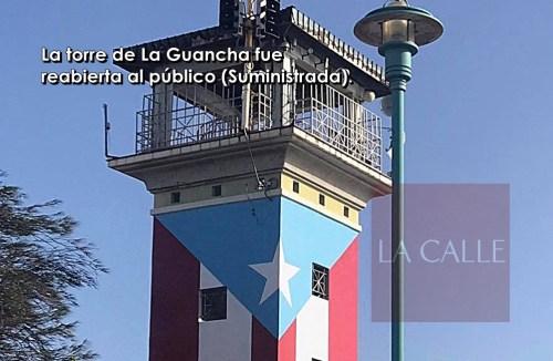 torre de La Guancha wm