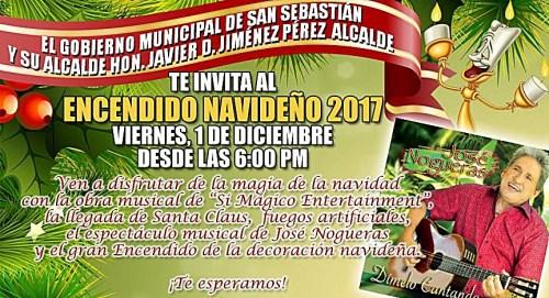 Promo encendido de navidad 2017