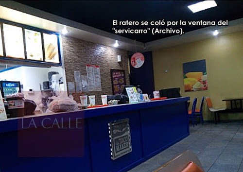 Taco Maker de Aguada interior wm