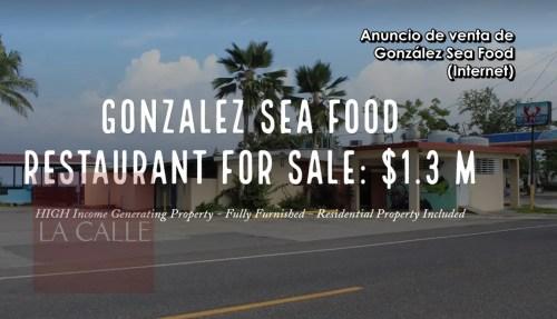 venta gonzalez sea food wm