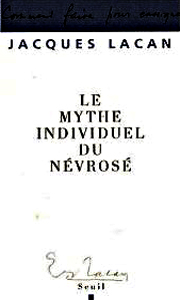 Lacan, Le mythe individuel