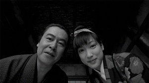Samurai Fiction - Mizoguchi und Koharu