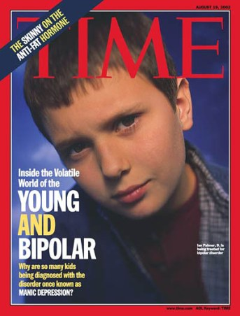 Time 19 August 2002 Young and Bipolar (zu Darian Leader, Bipolarität)