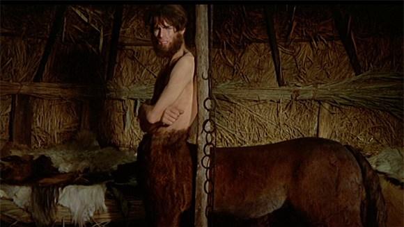 Cheiron der Kentaur in Pasolinis Medea (zu: Jacques Lacan über den Eigennamen)