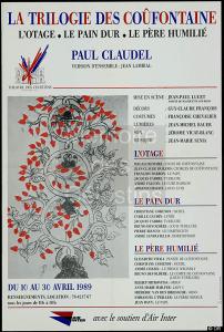 Claudel Coûfontaine-Trilogie (zu Jacques Lacan über den Eigennamen)