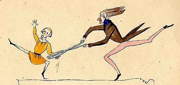 Struwwelpeter 1845