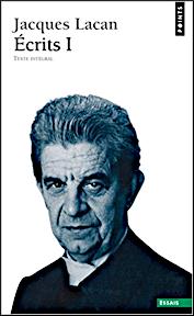 Titelseite von: ´Jacques Lacan: Écrits I. Texte intégral, 1999 bei Seuil