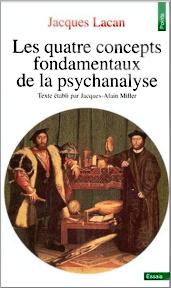 Jacques Lacan, Seminar 11, Quatre concepts, Seuil 1990, Titelseite
