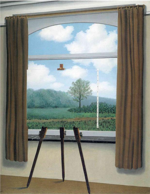 Ren Magritte biografia stile pensiero opere citazioni