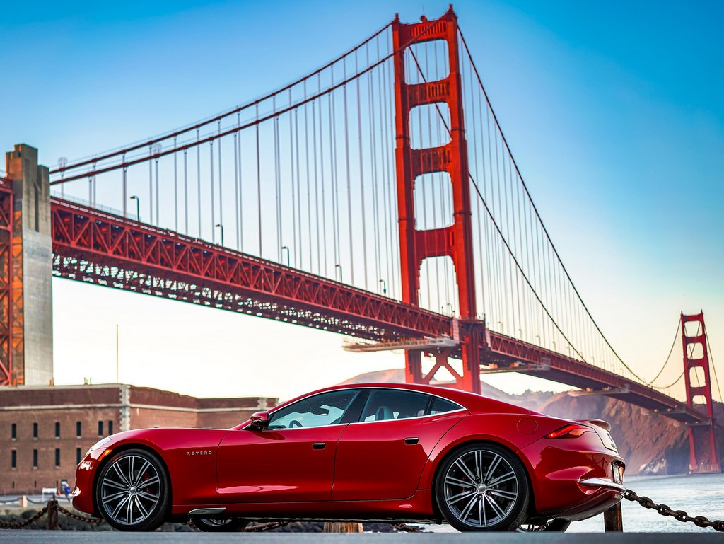 Karma Automotive anuncia el primer vehículo todo eléctrico y el nuevo nombre de la serie GS