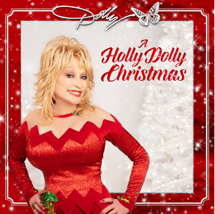 "Dolly Parton presenta  ""Mary, Did You Know"" el primer single de su próximo álbum ""A Holly Dolly Christmas"""