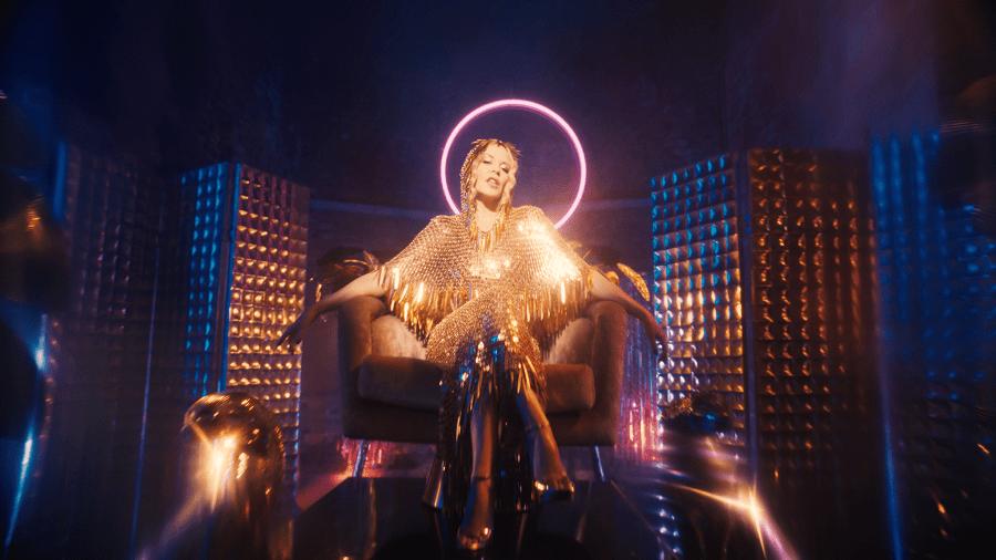 """Kylie Minogue estrenó el video de """"Magic"""", adelanto de su próximo álbum """"Disco"""""""