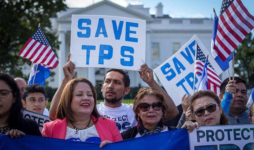 Un Tribunal valida teminar con el TPS y abre la puerta a las deportaciones
