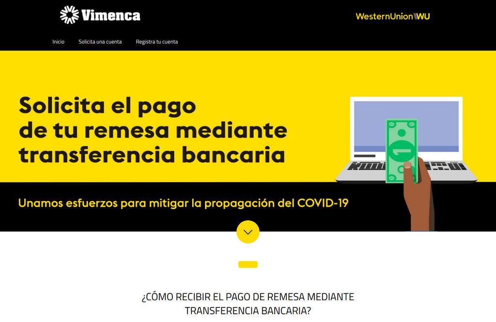 Beneficiarios de Western Union en República Dominicana podrán solicitar que sus fondos se depositen en una cuenta bancaria