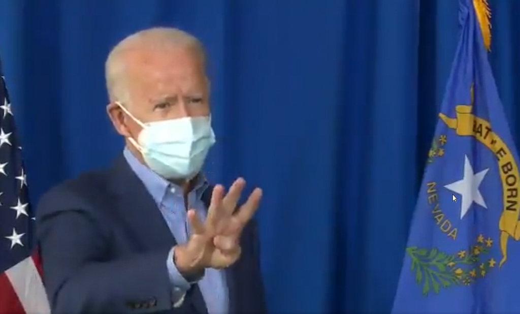Biden asegura que los latinos son el futuro de Estados Unidos