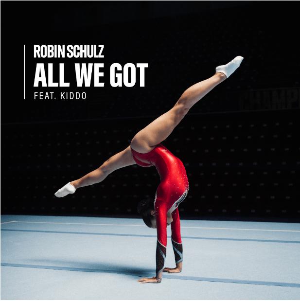 Robin Schulz invita a soñar a lo grande en su nuevo single «All We Got» feat. Kiddo