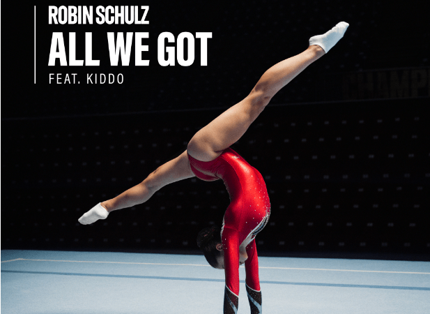 Robin Schulz invita a soñar a lo grande en su nuevo single «All We Got» feat. Kiddo