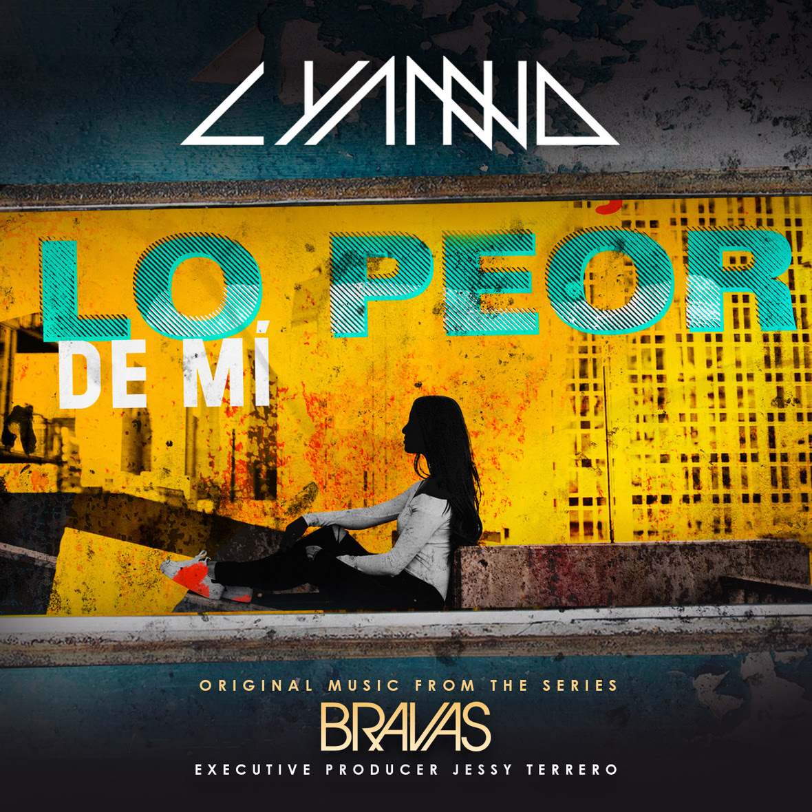 "Warner Music Latina releases ""Lo Peor De MI"" with Lyanno, the first single from BRAVAS, a YouTube Originals series"