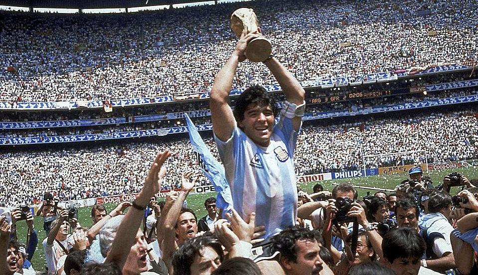 Conmoción mundial por la muerte de Diego Armando Maradona