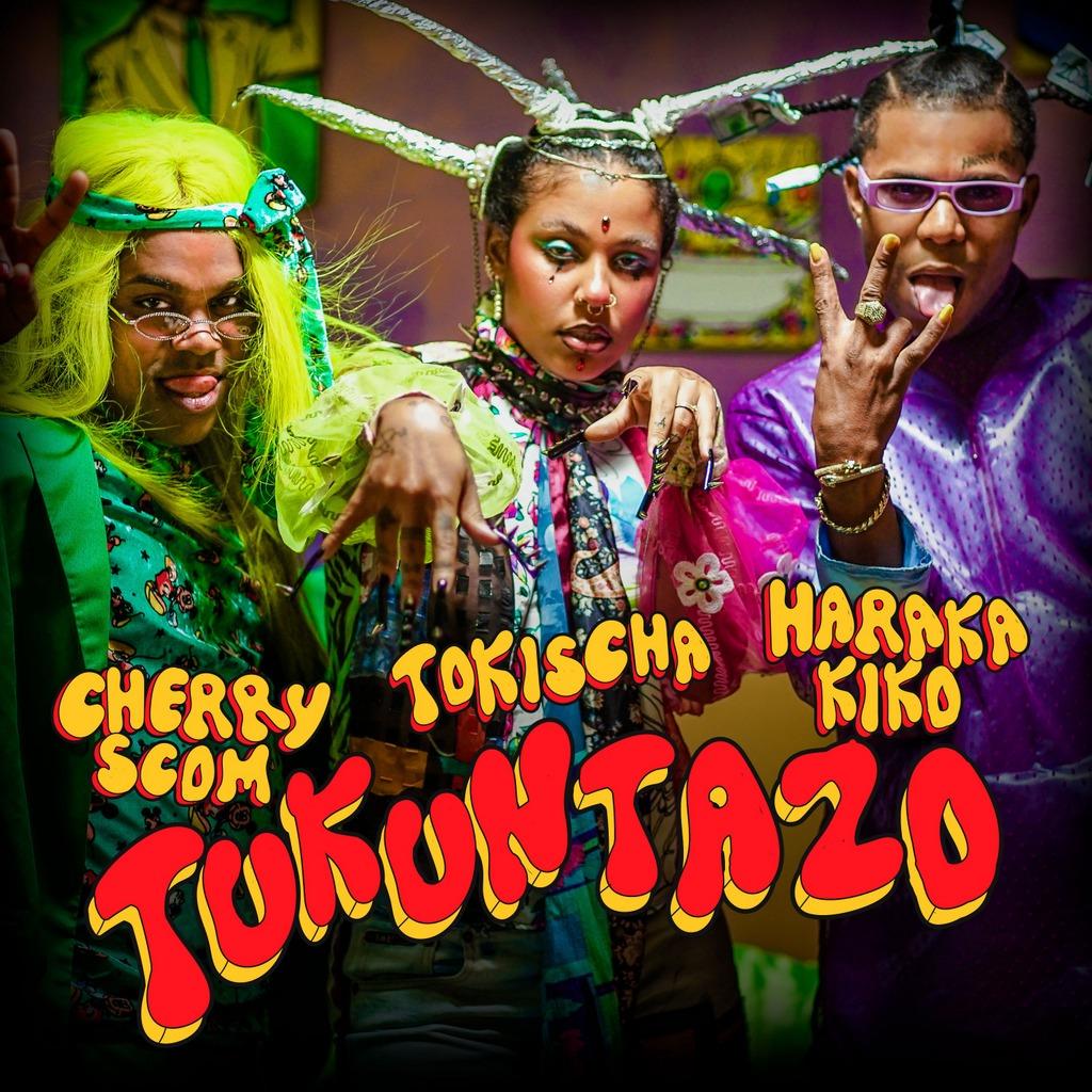 Tokischa y Paulus Music firman acuerdo con Equity Distribution de Roc Nation y celebran con el nuevo dembow «Tukuntaso» feat. Haraca Kiko y El Cherry Scom