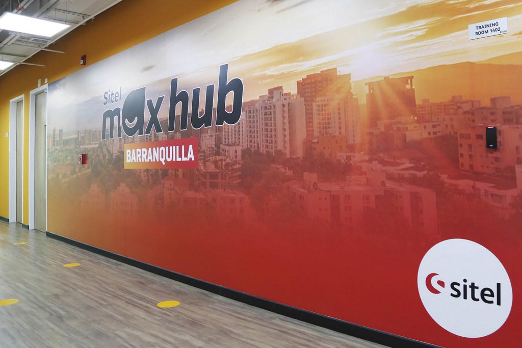 Sitel Group® abre el primer MAXhub en América, un centro de trabajo conjunto híbrido ubicado en la ciudad de Barranquilla, Colombia
