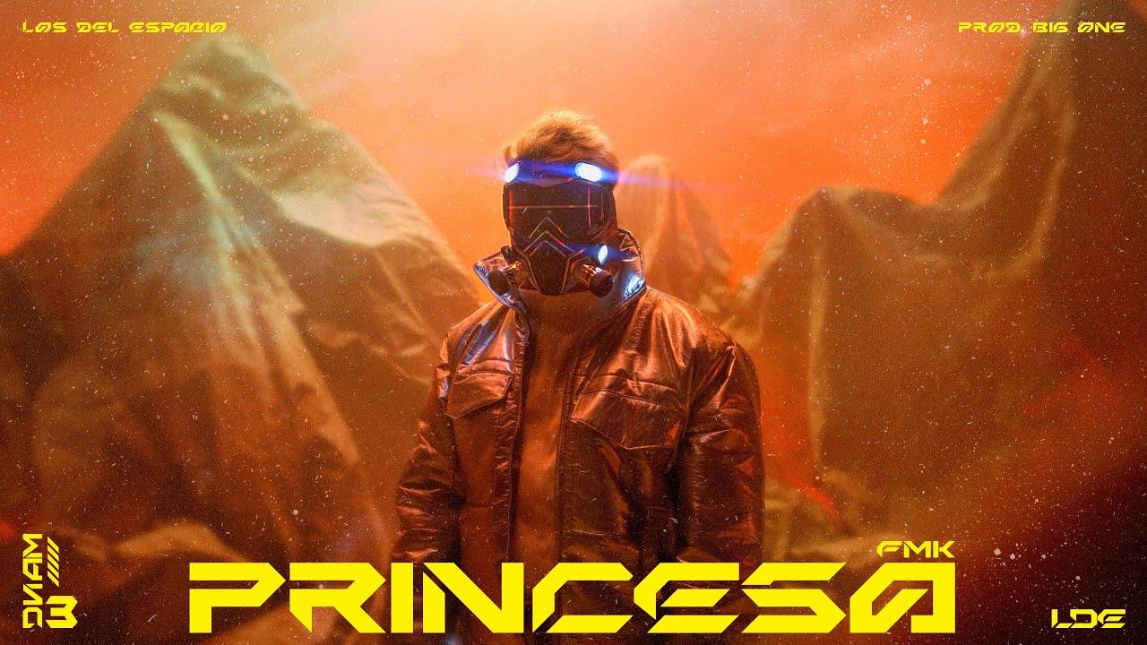 Fmk presenta Princesa