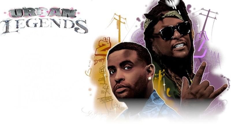 Zion & Lennox anunciaron hoy su próxima gira mundial Urban Legends