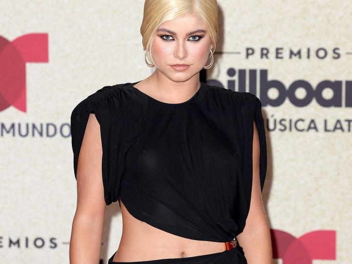 Sofia Reyes brilla en los Billboard Latin Music Awards 2021