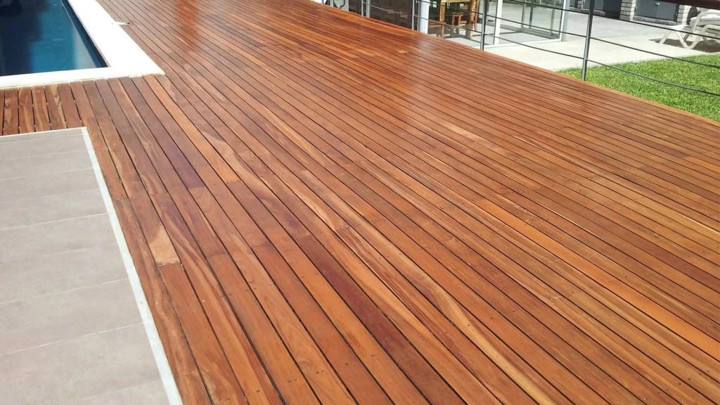 Cómo Construir Un Deck De Madera Para Tu Patio O Terraza