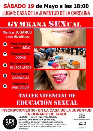 Yincana sexual cartelok