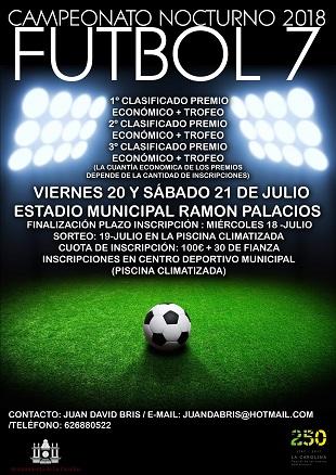 futbol 7 nocturnook
