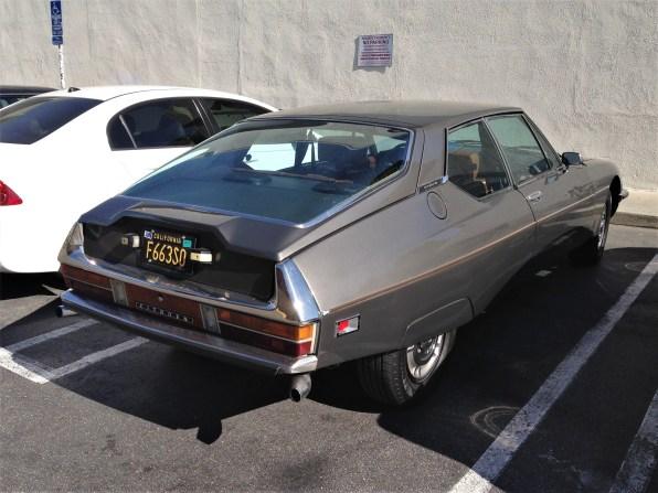 22 - 1972 Citroen SM (3)