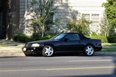 1998 Mercedes-Benz SL500 (2)
