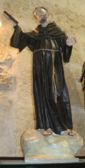 San Francesco cm 50