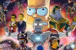 Los Simpson y Marvel el épico Cross Over que llama la atención a los fanáticos