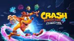 Crash Bandicoot regresa con It´s About Time