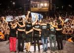 La Beriso busca ser la banda 'MÁS CONVOCANTE' del streaming