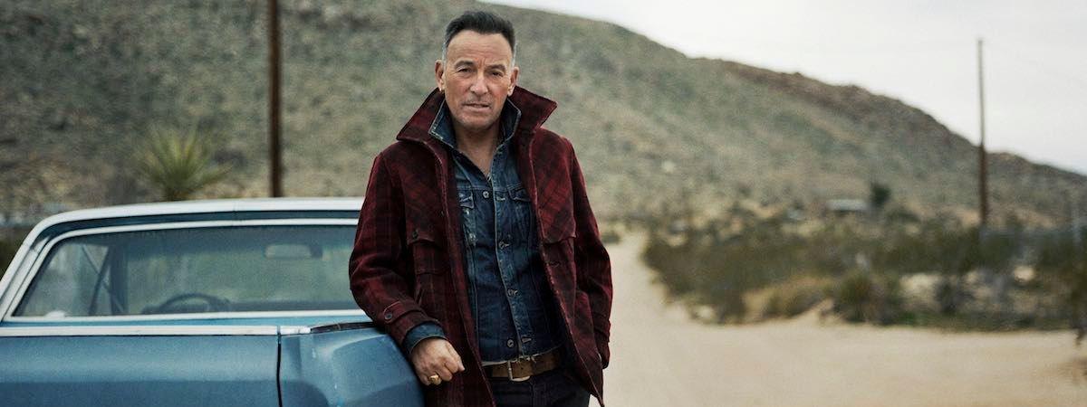 Bruce Springsteen lanza «Letter To You», su nuevo álbum
