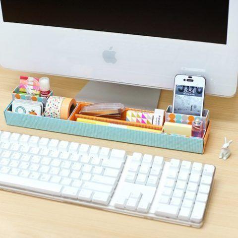 Cómo organizar tu escritorio con ordenador