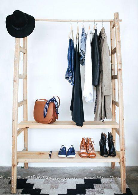 Percheros originales las mejores ideas para colgar tu ropa