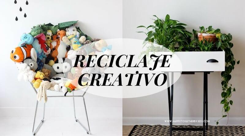 Reciclaje creativo ideas para decorar reciclando  La