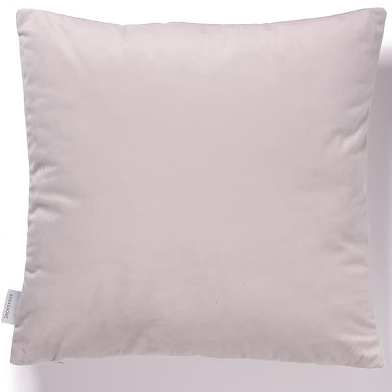 velvet cushion covers off white