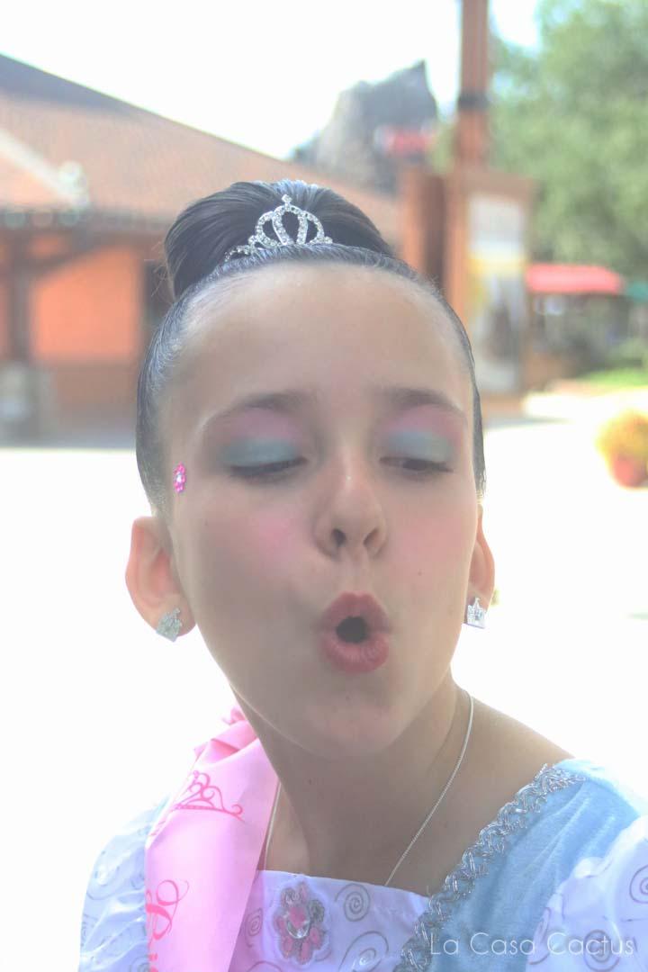 Disneyworld Chronicles, Day 7: Princess for a Day