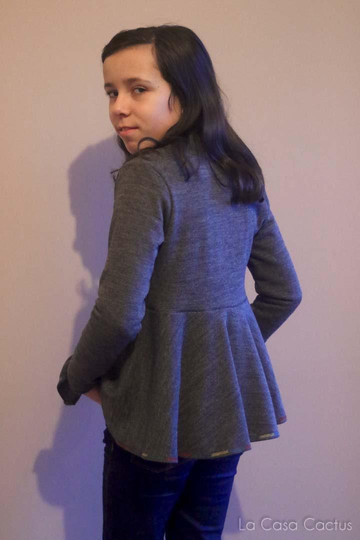 Sew Like My Mom: Fern Cardigan