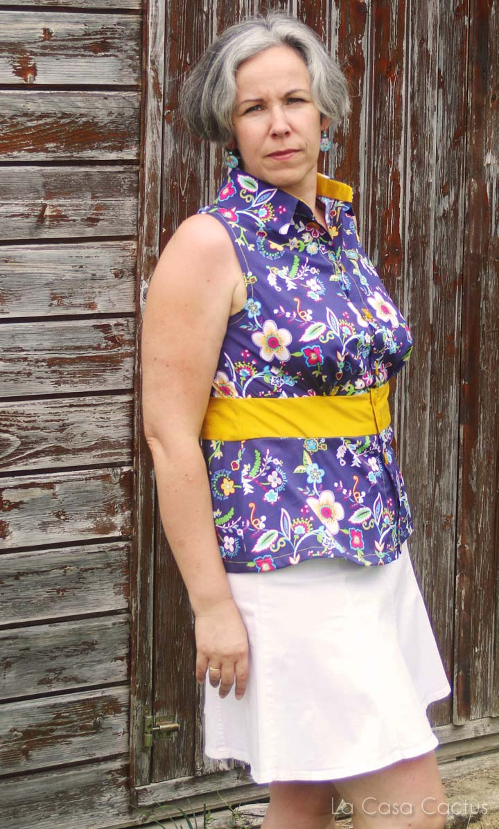 Itch to Stitch: Chai Shirt and Dress