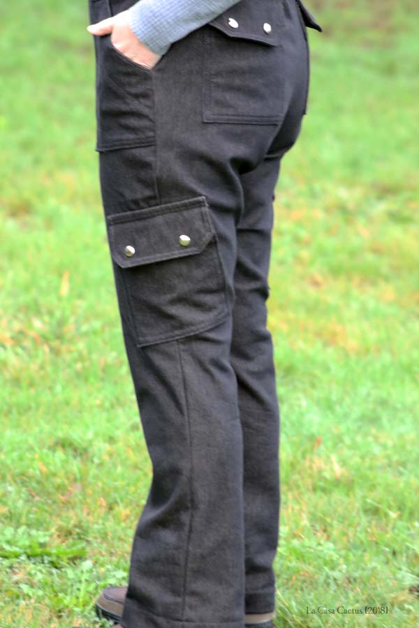 {Pattern Test} Sequoia Cargo Pants and Shorts, Itch to Stitch