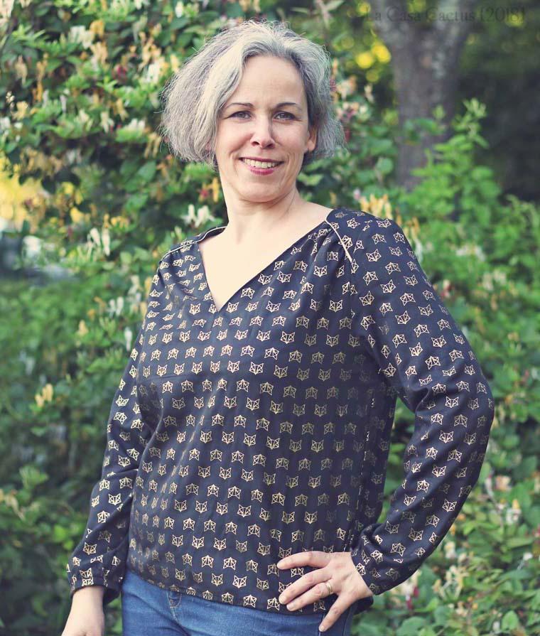 Suun blouse