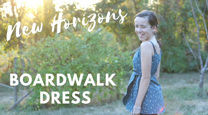 {Test} La tunique Boardwalk (New Horizons)